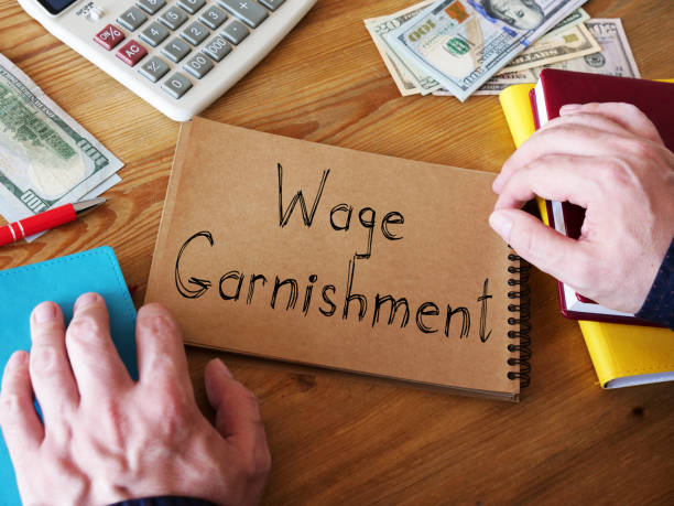 Wage Garnishment with payday loans