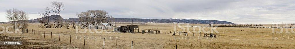 Wagon kopiec panorama zbiór zdjęć royalty-free