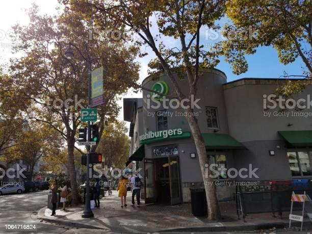 Wahlburgers restaurant facade picture id1064716824?b=1&k=6&m=1064716824&s=612x612&h=a5a 32vmqufma0fslis7iroa0a9vxeito8pnhwsnshc=
