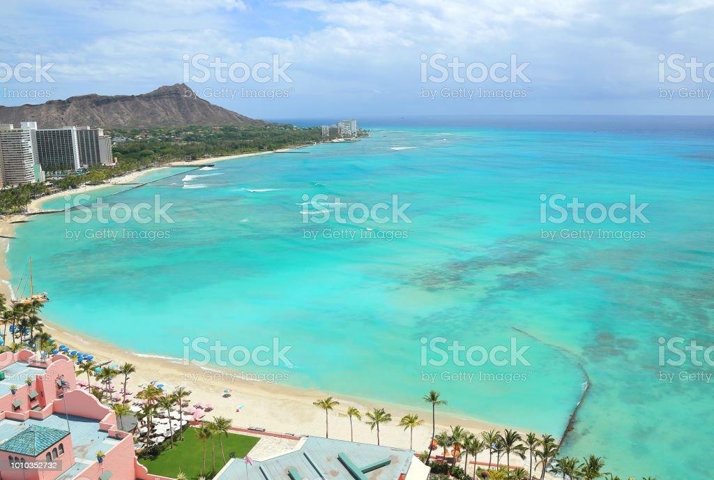 Waikiki Beach Hawaii Stock Photo Download Image Now Istock