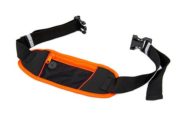 waist bag - waist bag stock photos and pictures