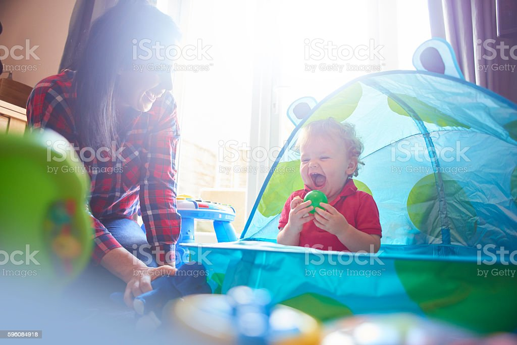 Wait for it royalty-free stock photo