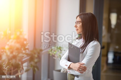 istock Waiting for a job interview 697221614