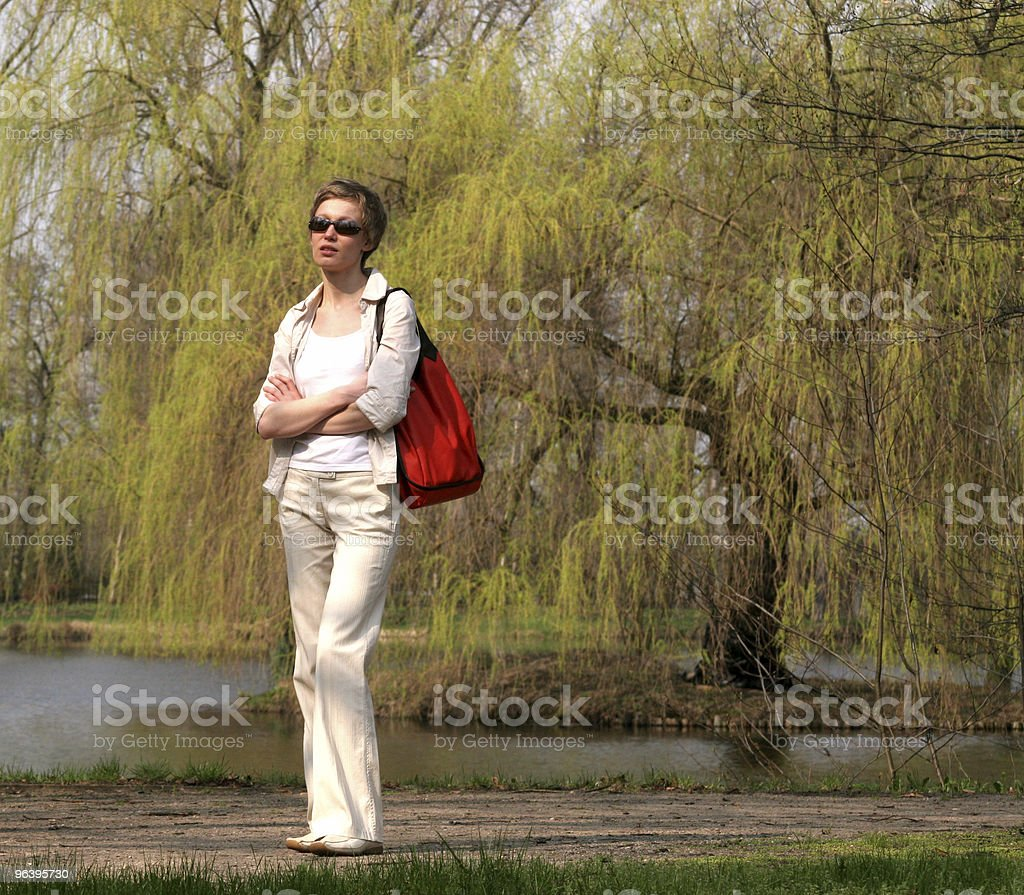 waiting for a man - Royalty-free Adult Stock Photo