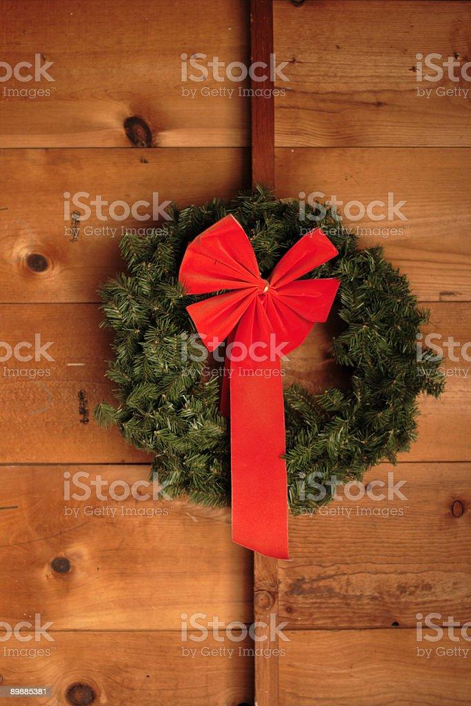 Esperando Navidad foto de stock libre de derechos