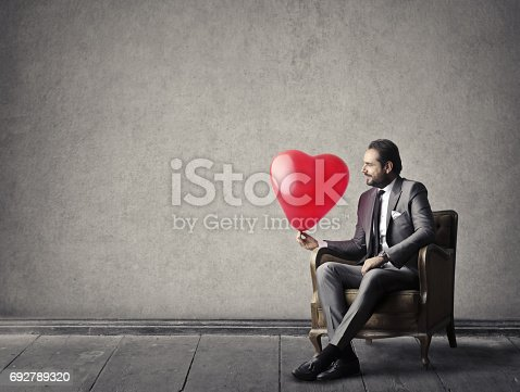 istock Waiting for my love 692789320