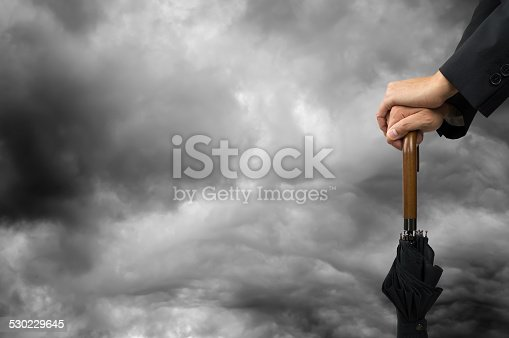 istock waiting for the storm 530229645