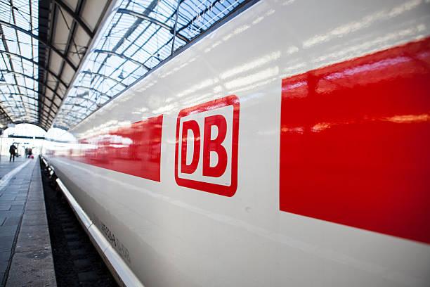 Warten ICE-Zug – Foto