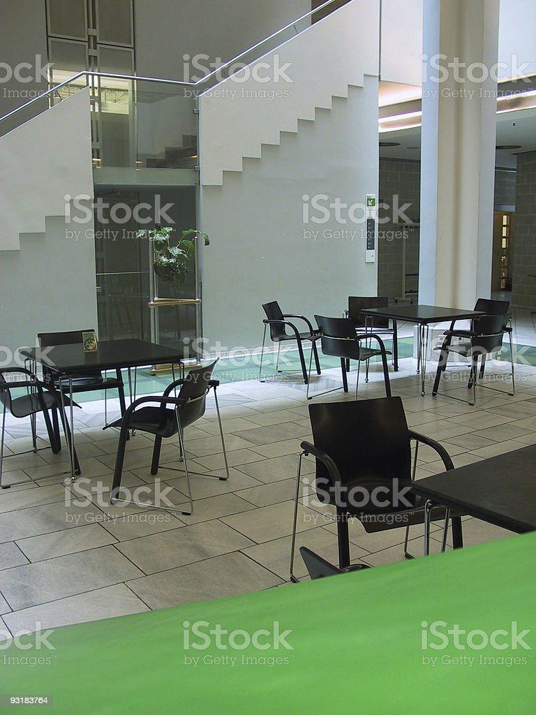 waiting lounge royalty-free stock photo