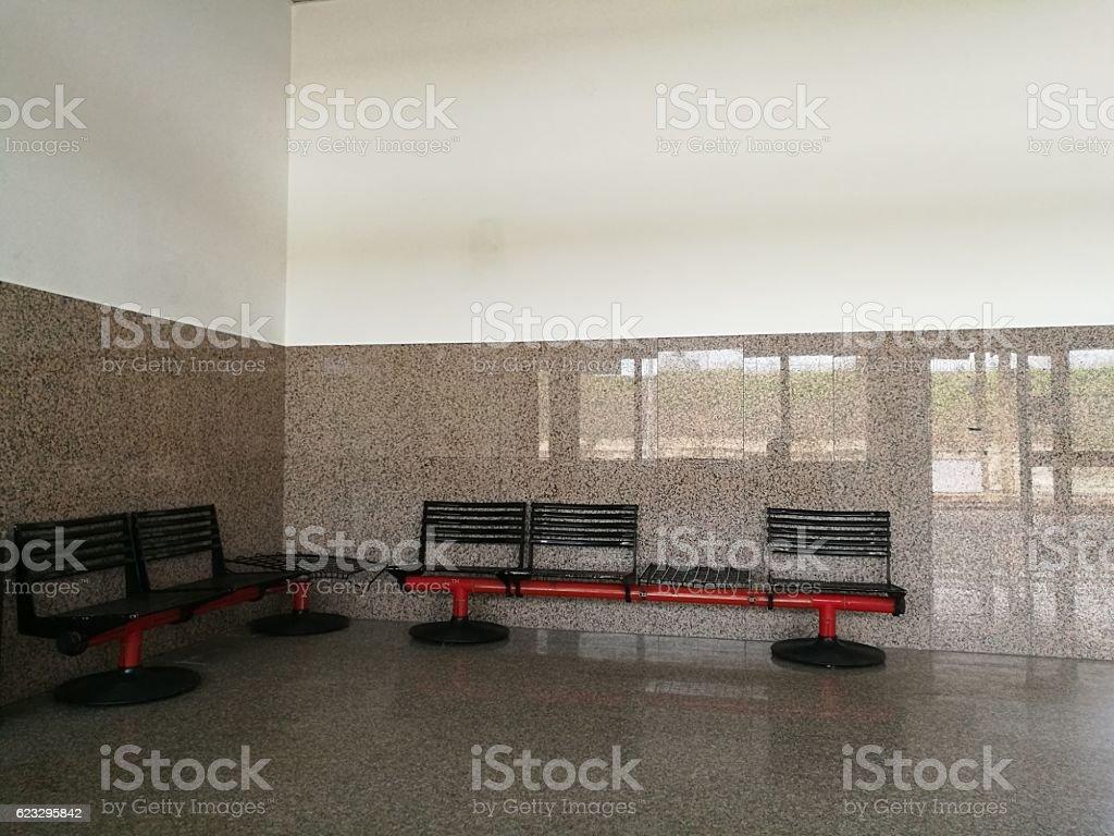 Wartezimmer  – Foto