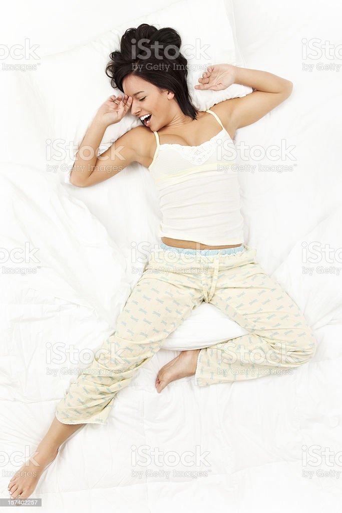 Wake Up Sleepy Head! royalty-free stock photo