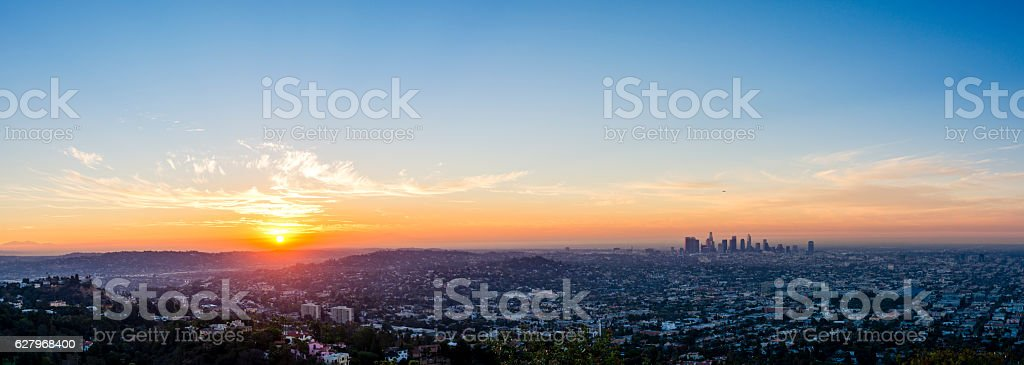 LA Wakes stock photo