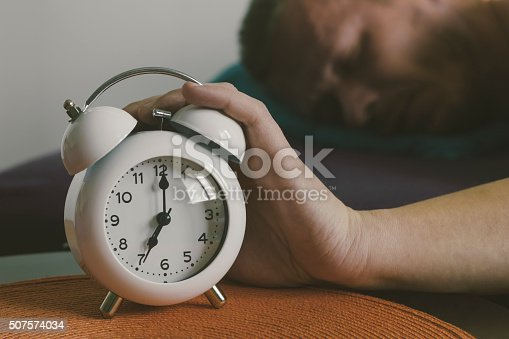 istock Waking up early in the morning 507574034