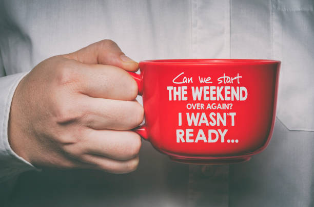 waking up - monday motivation stock photos and pictures