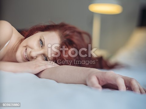 509031214istockphoto Waking up 925925880