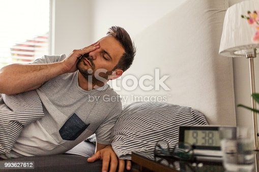 istock Waking up 993627612