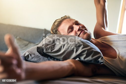 istock Waking up to a good morning 681006394