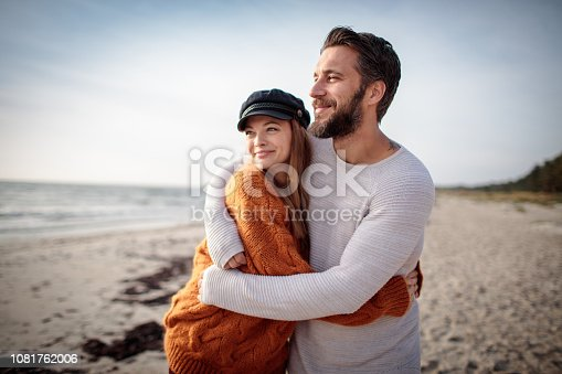 istock Walk by the Beach 1081762006
