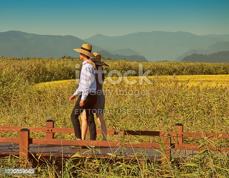 1094815168 istock photo Walk in the countryside 1220859563