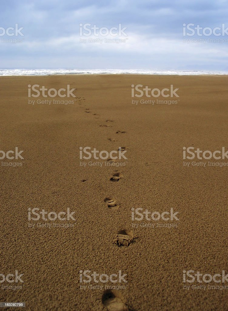 Walk On By stock photo