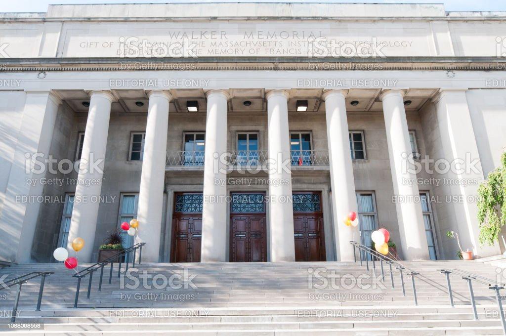 Walker Memorial Massachusetts Institute of Technology in Boston – Foto