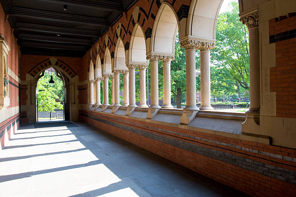 Walker porch in Memorial Hall, Cambridge, MA Walker porch in Memorial HallPlease see some similar pictures from my portfolio: harvard university stock pictures, royalty-free photos & images