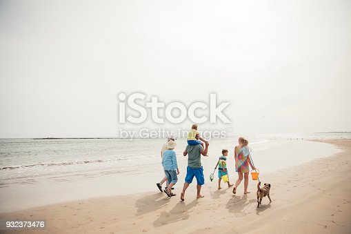 istock Walking Along the Beach 932373476
