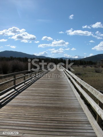 Walking Bridge and Bike Trail