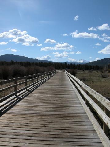 Walking Bridge and Bike Trail