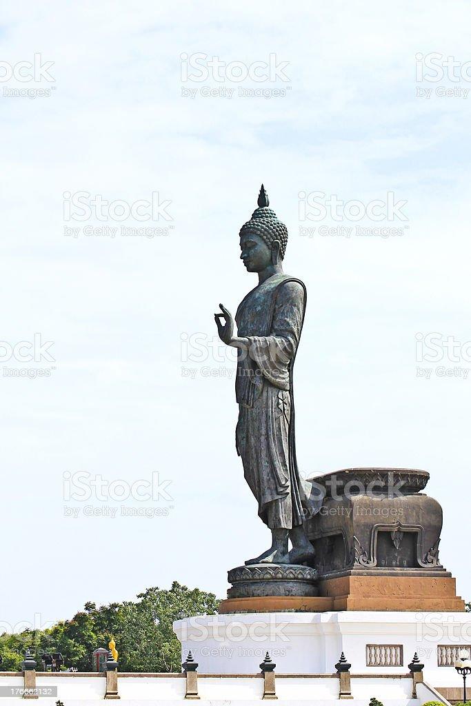 A Buda, Tailandia imagen foto de stock libre de derechos