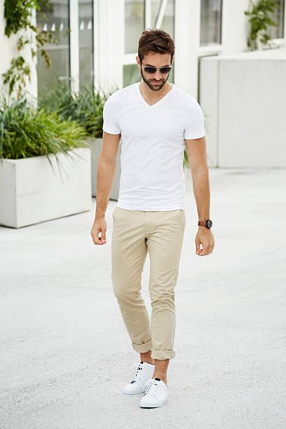 Pantalones De Vestir Para Hombres Banco De Fotos E Imagenes De Stock Istock