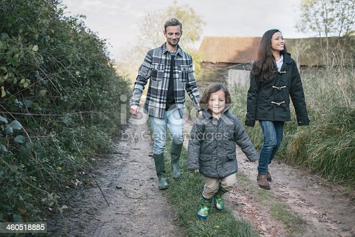 istock Walking in the countryside 460518885