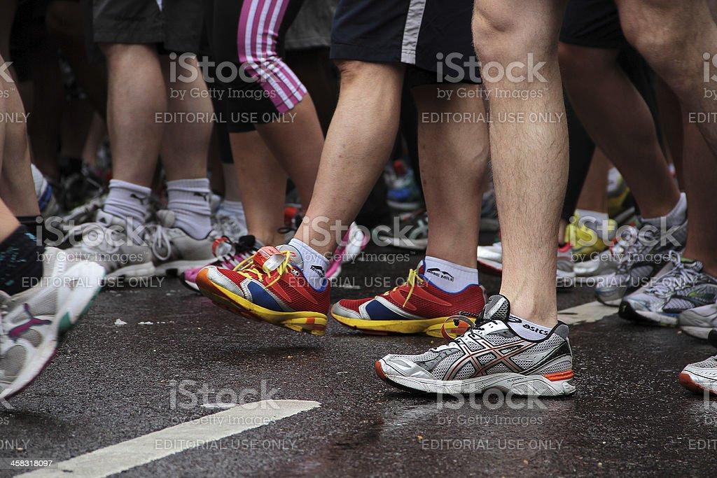 Walking Legs stock photo