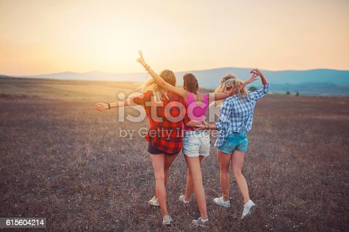 istock Walking On Sunshine 615604214