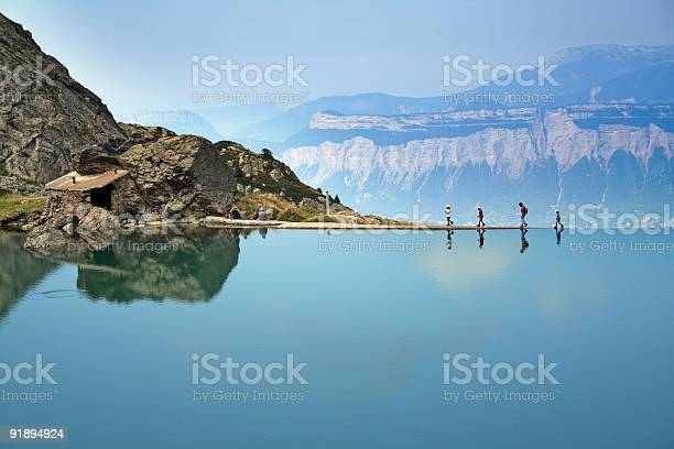 Photo of walking the edge