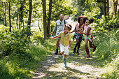 istock Walking Together As A family 1267282771