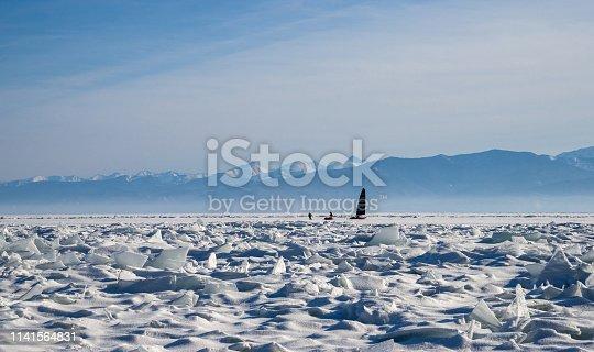 Eastern Siberia, Irkutsk region