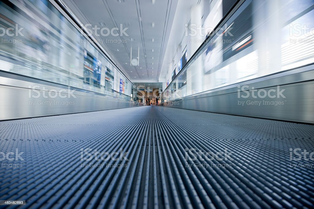 Walkway royalty-free stock photo