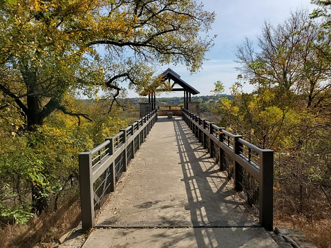 Walkway Plano Texas Park