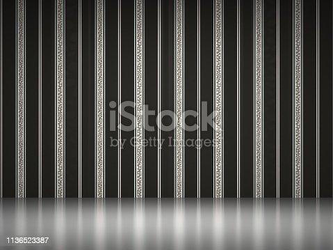 629801250 istock photo Wall Background 1136523387
