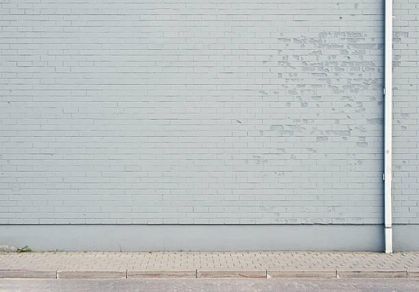 壁の背景 - 歩道 ストックフォトと画像
