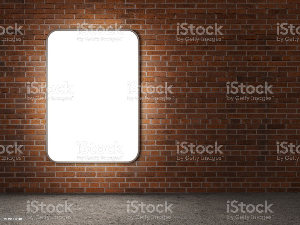 wall bricks ; stock photo