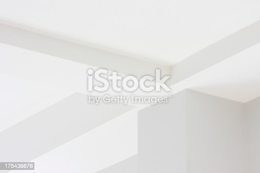 168248826 istock photo Wall Ceiling Corner Architecture Decor 175436676