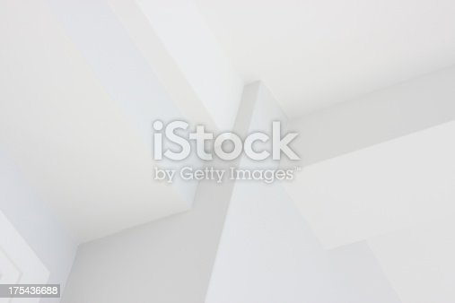 168248826 istock photo Wall Ceiling Corner Architecture Decor 175436688