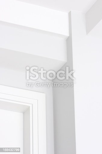 168248826 istock photo Wall Ceiling Moulding Home Interior Decor 155432799