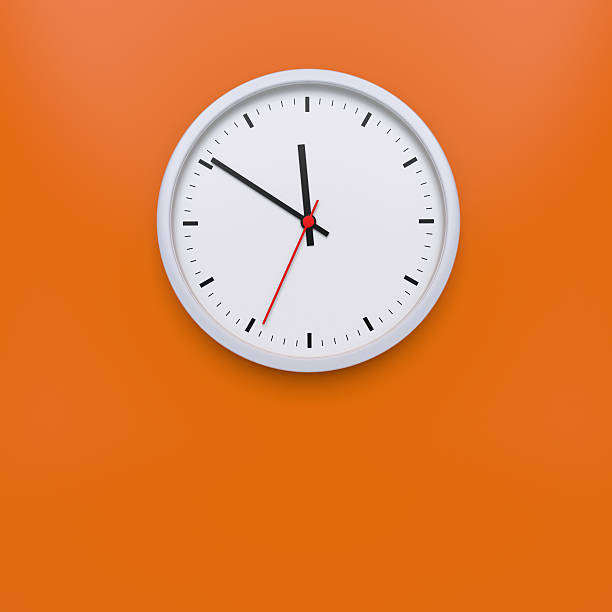 reloj de pared xl - wall clock fotografías e imágenes de stock