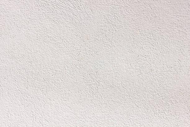 hormigón blanco textura con revestimiento de pared - estuco fotografías e imágenes de stock