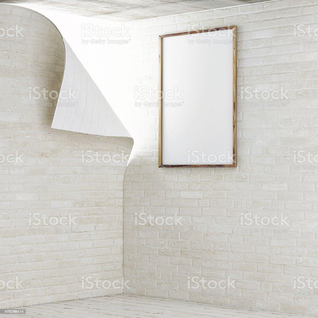 Mattoni Bianchi Per Esterni rivestimento di muri esterni carta da parati mattoni bianchi