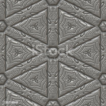 Wall Decoration Ancient Stone Marks - seamless high resolution and quality pattern tile for 2D design and 3D as background or texture for objects - ready to use.