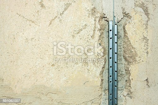1138442636istockphoto Wall during the repair of the house 531062007